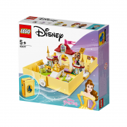 LEGO Disney Princess Bella a jej rozprávková kniha dobrodružstiev (43177)