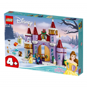 LEGO Disney Bella a zimná oslava na zámku(43180)