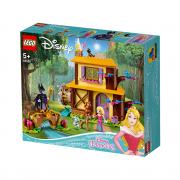 LEGO Disney Princess Šípková Ruženka a lesná chalúpka (43188)