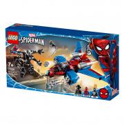 LEGO Super Heroes Spiderjet vs. Venomov robot (76150)