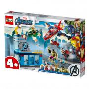 LEGO Super Heroes Avengers – Lokiho hnev (76152)