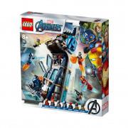 LEGO Super Heroes Boj vo veži Avengerov (76166)