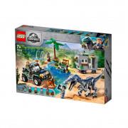 LEGO Jurassic World  Stretnutie s baryonyxom: Hon za pokladom (75935)
