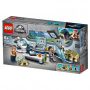 LEGO Jurassic World Laboratórium Dr. Wu: Útek dinosaurích mláďat (75939)