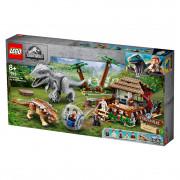 LEGO Jurassic World  Indominus rex proti ankylosaurovi (75941)