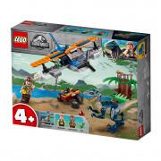 LEGO Jurassic World Velociraptor: Záchranná misia s dvojplošníkom (75942)