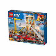 LEGO City Zásah hasičov v centre (60216)