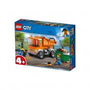 LEGO City Smetiarske auto (60220)