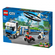 LEGO City Preprava policajnej helikoptéry (60244)