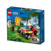 LEGO City Lesný požiar (60247)