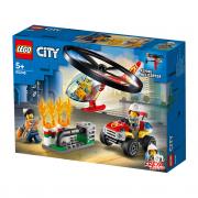 LEGO City Zásah hasičskej helikoptéry (60248)