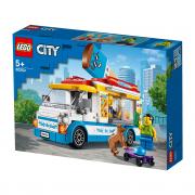 LEGO City Zmrzlinárske auto (60253)