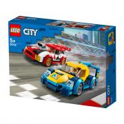 LEGO City Pretekárske autá (60256)