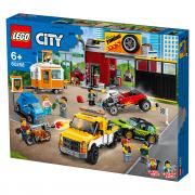 LEGO City Tuningová dielňa (60258)