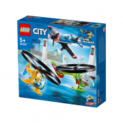 LEGO City Preteky vo vzduchu (60260)