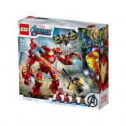 LEGO Super Heroes Iron Man Hulkbuster proti agentovi A.I.M. (76164)