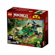 LEGO NINJAGO Bugina do džungle (71700)