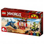 LEGO NINJAGO Bitka s búrkovým štítom (71703)