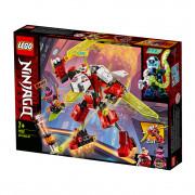 LEGO NINJAGO Kai a robotická stíhačka (71707)