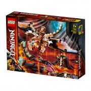 LEGO NINJAGO Wu a jeho bojový drak (71718)