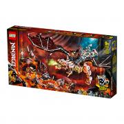 LEGO NINJAGO Drak Čarodejníka lebiek (71721)