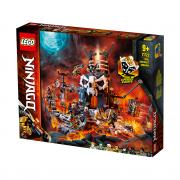 LEGO NINJAGO Jaskyňa Čarodejníka lebiek (71722)