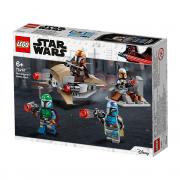 LEGO Star Wars Bojová jednotka Mandalorianov (75267)