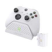 VENOM VS2870 Xbox Series S & X biela nabíjačka + 1 batéria