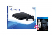 PlayStation 4 (PS4) Slim 500GB + The Last of Us Part II