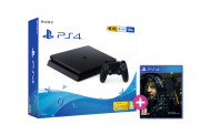 PlayStation 4 (PS4) Slim 500GB + Death Stranding