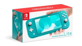 Nintendo Switch Lite (Tyrkysová) (Rozbalené) Switch