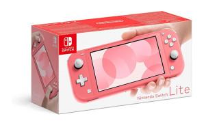 Nintendo Switch Lite (Coral) (Rozbalené)  Switch