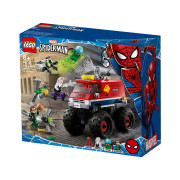 LEGO Super Heroes Spider-Man v monster trucku vs. Mysterio (76174)