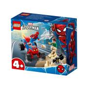LEGO Super Heroes Posledný súboj Spider-Mana so Sandmanom (76172)