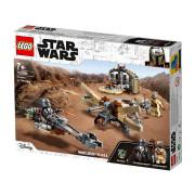 LEGO Star Wars Ťažkosti na planéte Tatooine (75299)