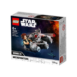 LEGO Star Wars Mikrostíhačka Millennium Falcon (75295) Darčeky