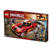 LEGO Ninjago Kaiovo červené superauto (71737)