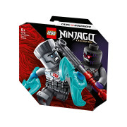 LEGO Ninjago Epický súboj Zane vs. Nindroid (71731)