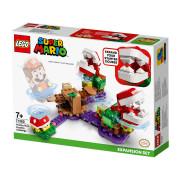 LEGO Super Mario Hlavolam s piraňou rastlinkou – rozširujúci set (71382)