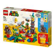 LEGO Super Mario Set pre tvorcov – majstrovské dobrodružstvo (71380)
