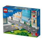 LEGO City Town Križovatka (60304)
