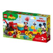 LEGO Narodeninový vláčik Mickeyho a Minnie (10941)