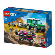 LEGO City Great Vehicles Preprava pretekárskych bugín (60288)