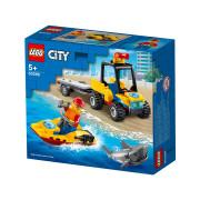 LEGO City Great Vehicles Záchranná plážová štvorkolka (60286)