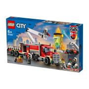 LEGO City Fire Fire Velitelská zásahová jednotka (60282)