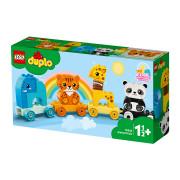 LEGO Vláčik so zvieratkami (10955)