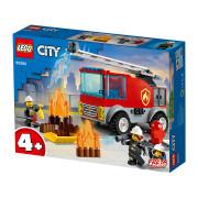 LEGO City Fire Hasičské auto s rebríkom (60280)