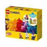 LEGO Priesvitné kreatívne kocky (11013)