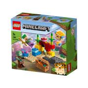 LEGO Minecraft Korálový útes (21164)