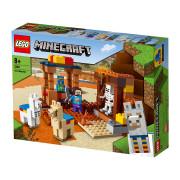 LEGO Minecraft  Trhovisko (21167)
